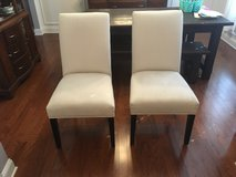 2 x Dining Room/Kitchen Table Chairs in Camp Lejeune, North Carolina