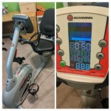 schwinn recumbent bike 240 in Byron, Georgia