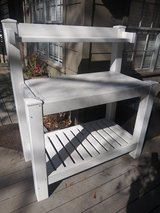 Potting bench/gardening table in Kingwood, Texas