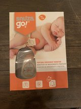 Snuza go! Baby apnea monitor in Alamogordo, New Mexico