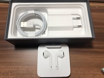 New EarPods and iPhone Charger (cable +wall) in Stuttgart, GE