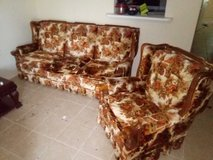 Couch + Chair in Fort Polk, Louisiana
