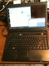 """Dell Vostro 3400 red 14"""" Core i3, 4 GB RAM, 320 HDD, w10 64-bit. in Fort Lewis, Washington"""