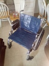 Wheelchair in Fort Polk, Louisiana