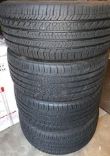 4 Goodyear Eagle Sport GT tires for sale 245/35/20 in Beaufort, South Carolina