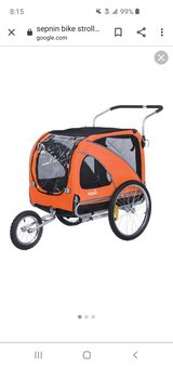 pet stroller/trailer in Camp Pendleton, California