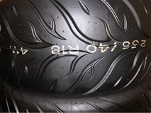 New 2x Federal 595RS-RR 235/40R18 Tires in Okinawa, Japan