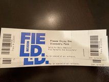 Field Museum Discovery Pass Tickets - 2 in Bolingbrook, Illinois