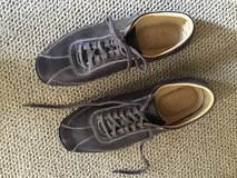 COLE HAAN MENS RYDER BROWN LEATHER SNEAKERS SIZE 11.5M in Alamogordo, New Mexico