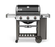 Weber Genesis II E-310 Natural Gas Grill - New In Box - Black in St. Charles, Illinois