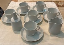 14 piece Domestic Scena Coffee/Tea Set in Okinawa, Japan