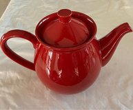 Waechtersbach Germany Red Elegant 48 oz Teapot in Okinawa, Japan