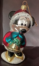 Disney Minnie Mouse Christmas Ornament in Okinawa, Japan