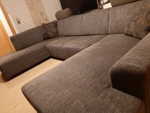 L shape couch in Ramstein, Germany