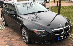 2007 BMW 650i coupe/2-door in Ramstein, Germany