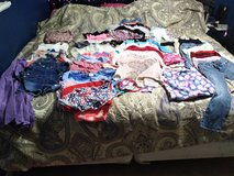 Girl bundle 4-6 54 items in Leesville, Louisiana