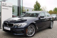 NEW 2020 BMW 530i xDr. Sedan *$14,690 Discount *Shipping back to the US Included in Wiesbaden, GE