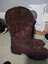 Girl ROPER Boots size 10 in Leesville, Louisiana