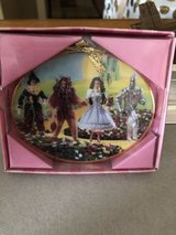 New Enesco Barbie & Ken Wizard of Oz Porcelain Hanging Ornament - New in Box in Bolingbrook, Illinois