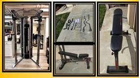 Hoist Gym cable weights machine in Camp Pendleton, California