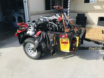 2019 Tao 110cc/Playcraft Trailer/ Gear in Camp Pendleton, California