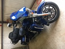 2015 Harley Davidson Electra Glide Ultra Limited in Fort Polk, Louisiana
