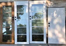 Solid wood French Doors in Houston, Texas