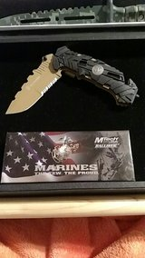 "USMC Folding Knife -Mtech Rescue 9"" in 29 Palms, California"