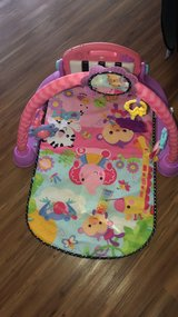 Baby activity tummy time mat in Okinawa, Japan