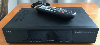 HD AFN Satellite Decoder Cisco D9865 High Defintion - TWO Available in Ramstein, Germany