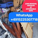 INSTANT JUNK REMOVAL, TRASH HAULING, GARBAGE DISPOSAL, DEBRIS DISCARD in Chicago, Illinois