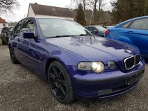2002 MPACKET BMW 316TI passed inspection in Ramstein, Germany