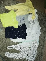 nearly all brand new baby sleep suits etc size 0-12 months in Lakenheath, UK