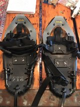 Child's snowshoes in Ramstein, Germany