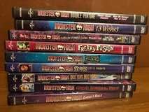 Monster High US DVDs in Ramstein, Germany