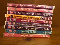 My Little Pony US DVDs in Ramstein, Germany