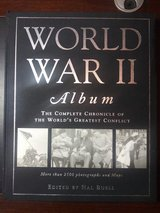 World War II Book in Spring, Texas