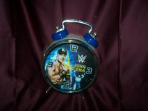 John Cena WWE  Clock in Alamogordo, New Mexico