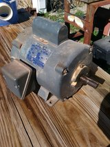 1 1/2 HP electric motor. Continuous use. 110 or 220 volts in Alamogordo, New Mexico