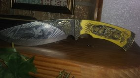 american bald eagle collector knife with custom box in Alamogordo, New Mexico