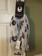 *NEW* Black & White Fashion Scarf in Eglin AFB, Florida