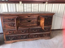 solid wood dresser in Alamogordo, New Mexico
