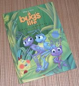 Vintage 1998 Disney Pixar A Bug's Life Classic Storybook Over Sized Hard Cover in Joliet, Illinois