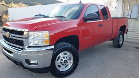 2013 Chevy Silverado 2500 HD 4x4 Z71 in Alamogordo, New Mexico