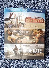 Blue Ray The Hangover unrated, The Hangover Part 2, Due Date Triple and Jonah Hex DVD in Kingwood, Texas