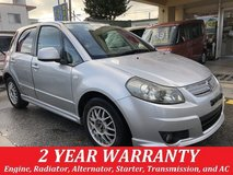 2 YEAR WARRANTY AND NEW JCI!! 2008 SUZUKI SX4 CROSSOVER SUV!! FREE LOANER CARS AVAILABLE NOW!! in Okinawa, Japan