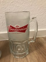 Budweiser Beer Mug in Yongsan, South Korea