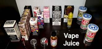 Vape Juice in League City, Texas