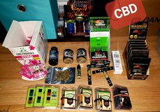 CBD Products in League City, Texas