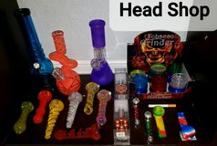 Head Shop, Bongs, Pipes, Grinders in Baytown, Texas